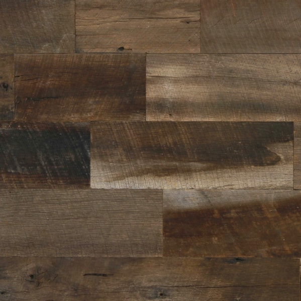 Rustic Mill - Brown Reclaimed Wood Panels